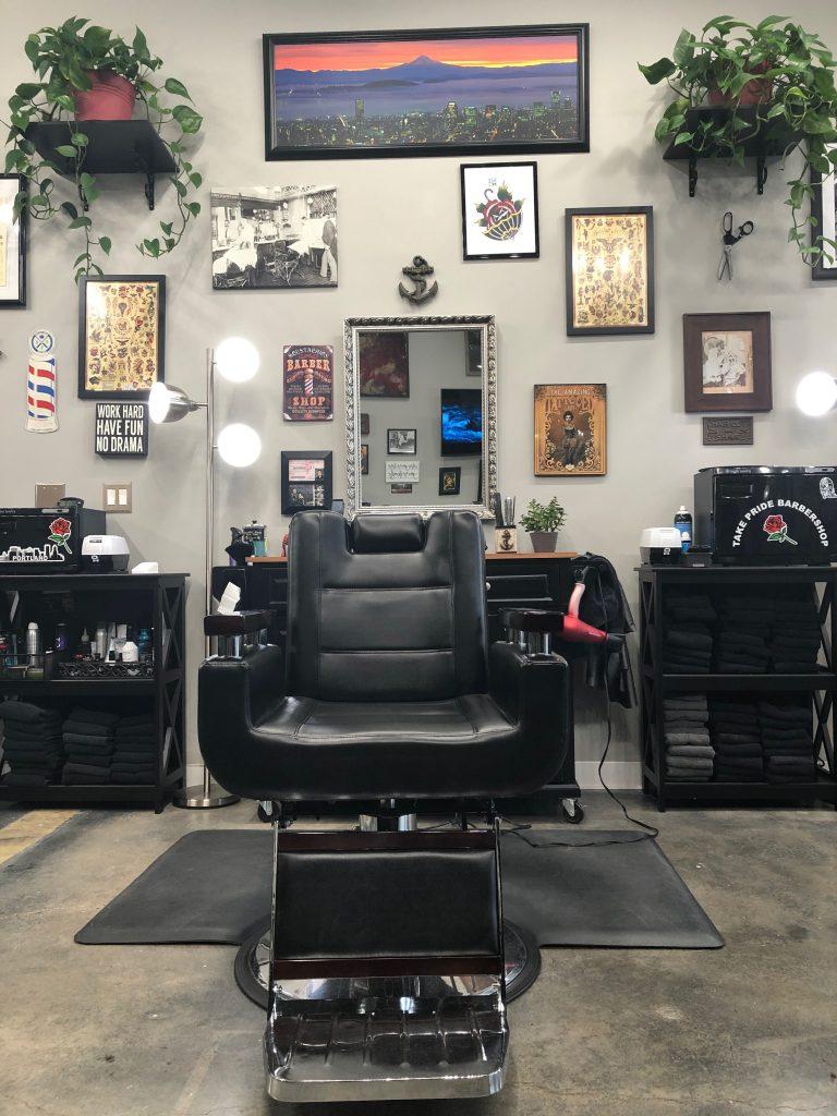 Take Pride Barbershop